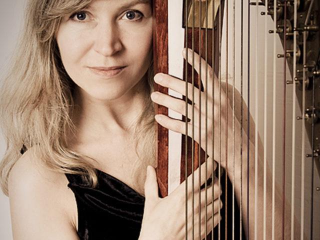 Koncert harfistki Agnieszki Kaczmarek–Bialic