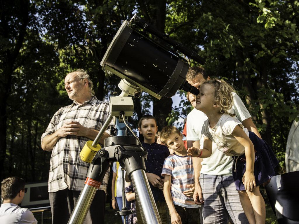 Nowohuckie Spotkania z Astronomią / Bulwart Sztuki 2019 / fot. Monika Stolarska